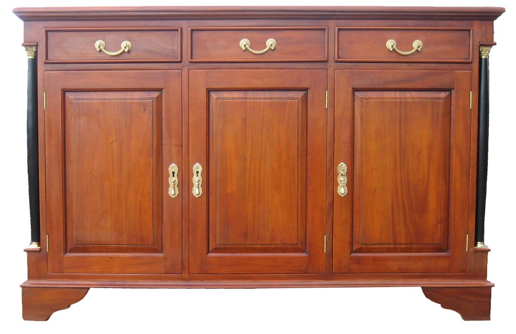biedermeier sideboard antik anrichte kirsche m bel. Black Bedroom Furniture Sets. Home Design Ideas