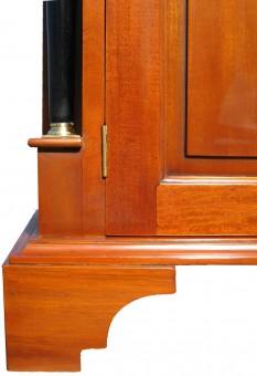 Sideboard Biedermeier massiv Fuss Säule und Kapitelle