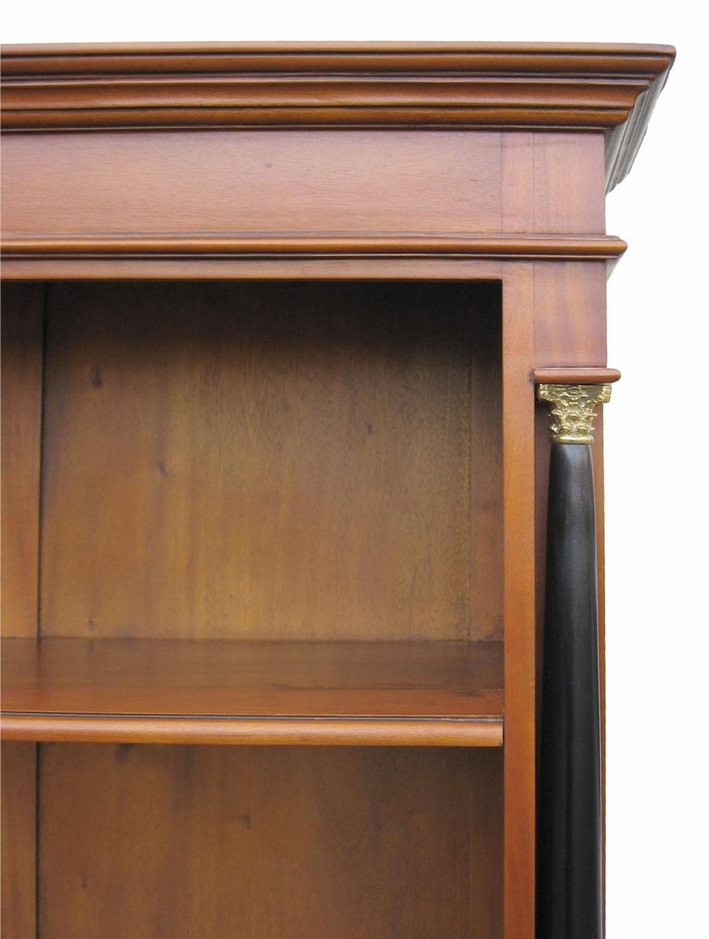 biedermeier regal antik stil kirsche m bel massiv. Black Bedroom Furniture Sets. Home Design Ideas