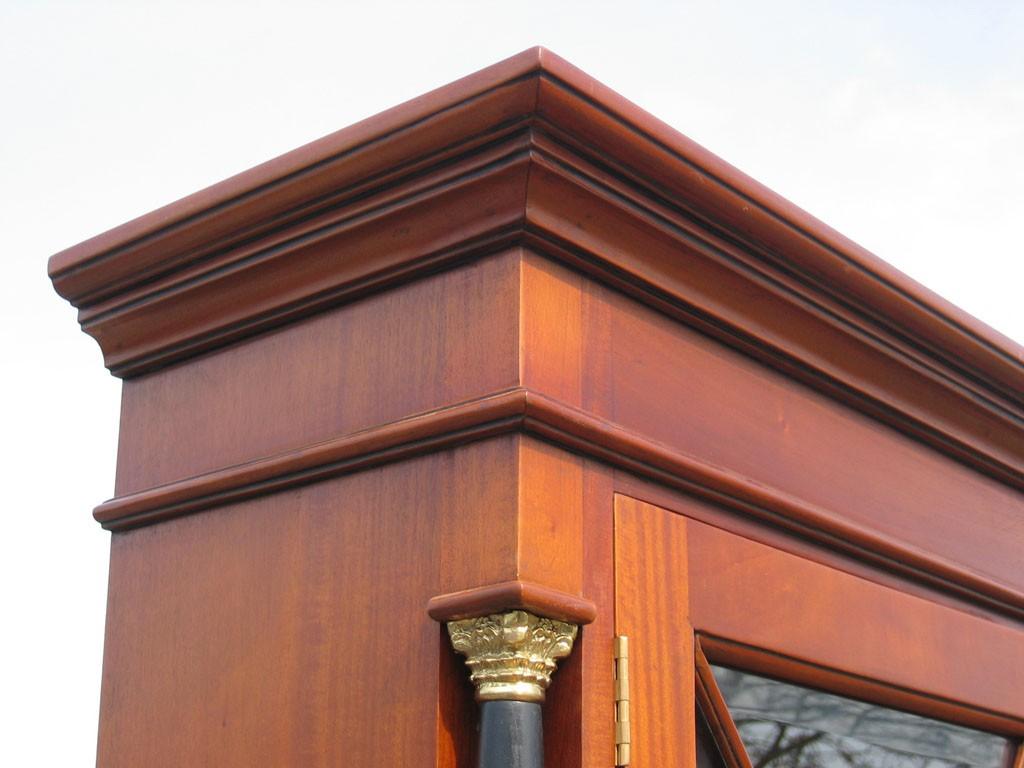 biedermeier sekret r antik kirsche m bel massiv. Black Bedroom Furniture Sets. Home Design Ideas