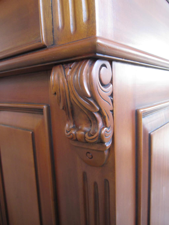 Gründerzeit Schreibtisch Stuhl ~ Gründerzeit Schreibtisch antik  Kirsche massiv Möbel