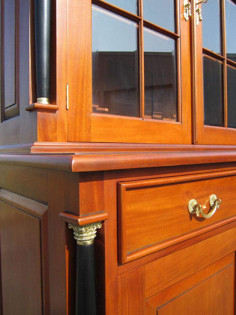 biedermeier m bel antik schreibtisch vitrine kommode. Black Bedroom Furniture Sets. Home Design Ideas