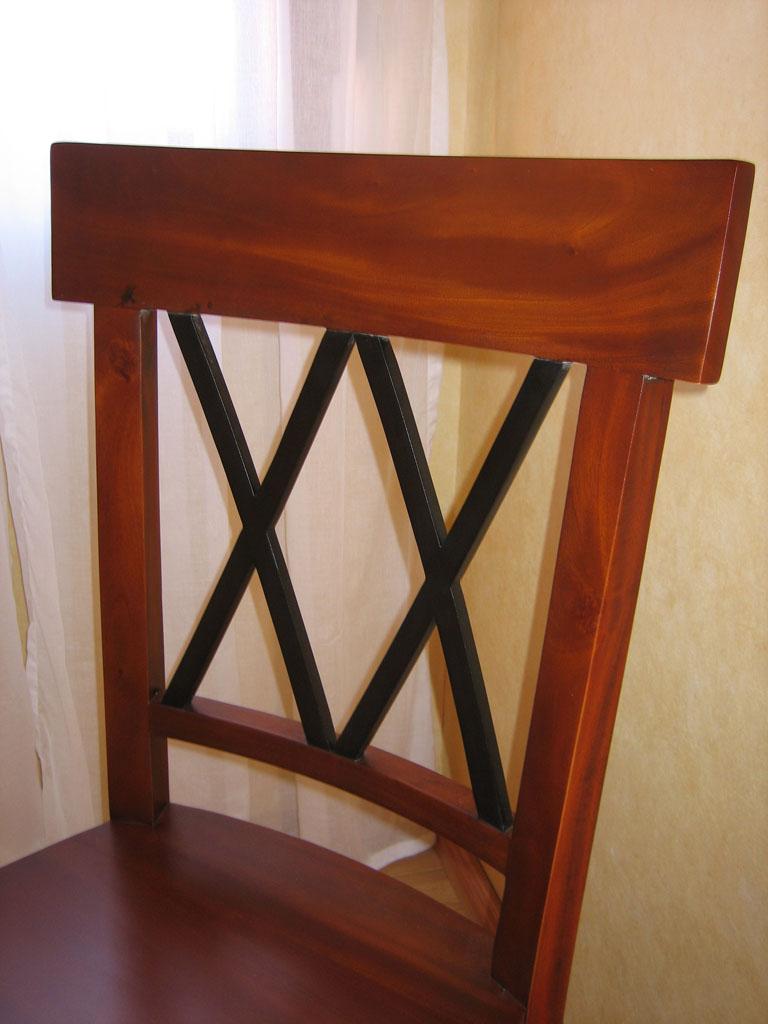 biedermeier stuhl antik stil kirsche massiv. Black Bedroom Furniture Sets. Home Design Ideas