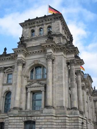 Elemente des Biedermeier an repräsentativen Gebäuden in Berlin