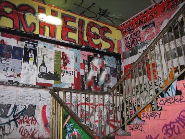 Tacheles - Berlins verlorene Kunst