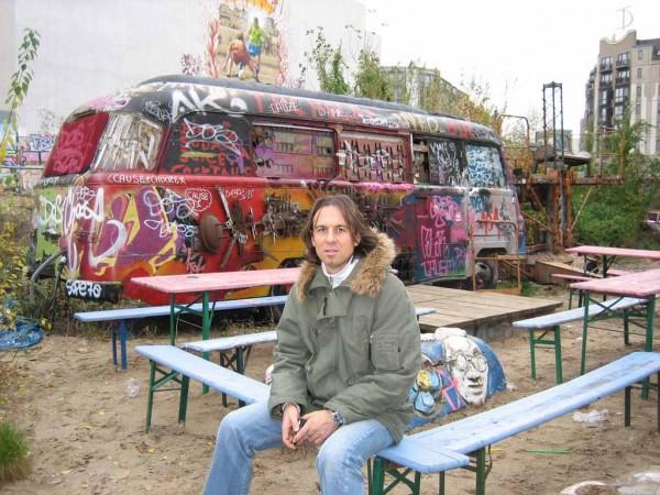 Tacheles - ehemaliges Kunst und Kulturzentrum in Berlin