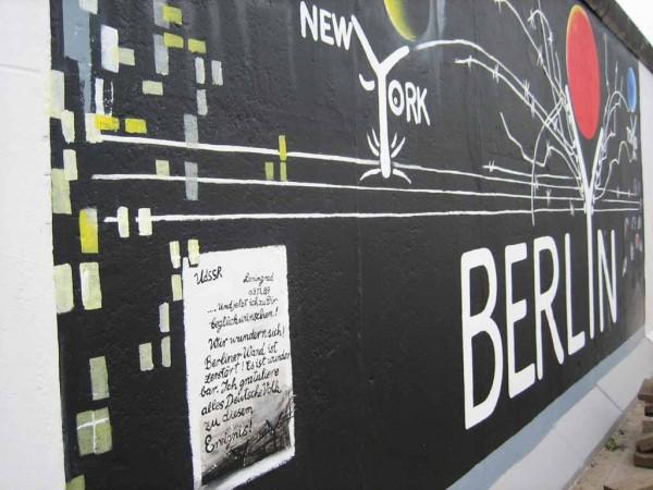 Berliner Mauer East Side